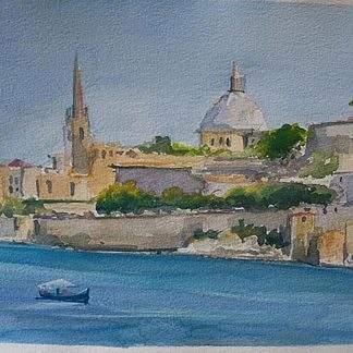 Port Of Valetta