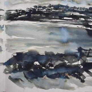 Cornish Harbour Ink