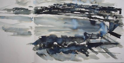 Cornish Harbour Ink