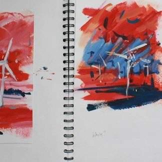 Windfarm Compositions Acrylic
