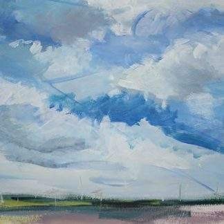 Windfarm Skies Acrylic
